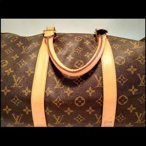 """Louis Vuitton keep all 55"""""""